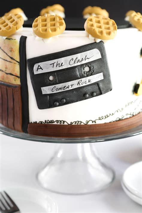 Stranger Things Eleven Cake | Marble cake recipes, Cake ...