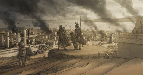 the siege of carthage battle of carthage iii by radojavor on deviantart