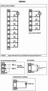Rs485 Input Module Dat3148