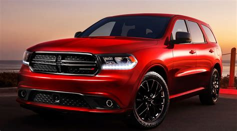 2017 Dodge Durango RT Review   Auto Cars