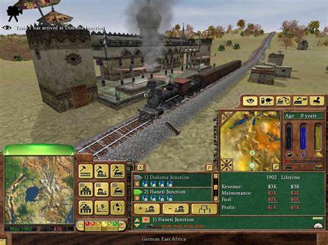 Railroad Tycoon 3  Recenze Gamescz