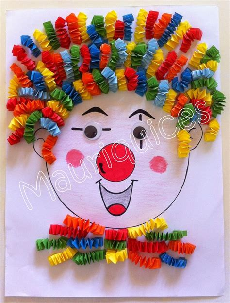 clown activities for preschoolers crafts actvities and worksheets for preschool toddler and 966