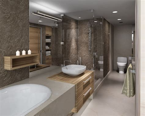 25 contemporary bathrooms design ideas the wow style