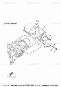 Yamaha Waverunner 2008 Oem Parts Diagram For Jet Unit 3
