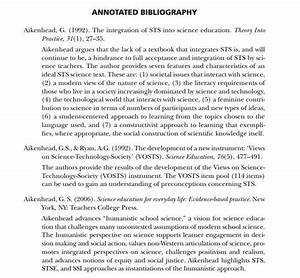 Annotated bibliography book - BOOKS