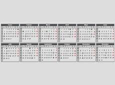 El calendario lunar 2019 Fases de la luna para concebir
