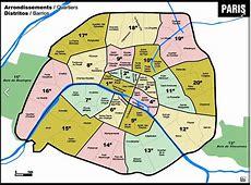 Paris Zip Code Map Zip Code Map