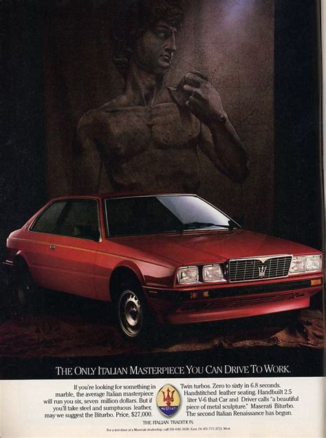 where to buy car manuals 1986 maserati biturbo electronic throttle control 11 best maserati car ads images on maserati car classic trucks and throwback thursday