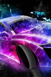 Colorful fantasy car wallpaper AllWallpaper in #6994