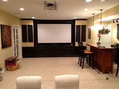 help basement media room furniture layout