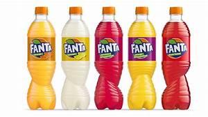 Fanta Gets New Twisted Plastic Bottles In Rebrand
