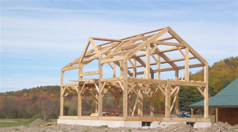 simple tools  kick start  timber frame project