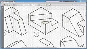 Inventor Tutorial With Isometric Sketches  U2013 Intermediate