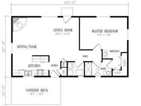 one bedroom house floor plans 14 best images about 20 x 40 plans on guest houses cabin floor plans and cabin plans