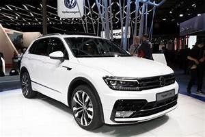 Offre Volkswagen Tiguan : volkswagen tiguan bain de foule pour la version r line 2 0 bi tdi 240 l 39 argus ~ Medecine-chirurgie-esthetiques.com Avis de Voitures