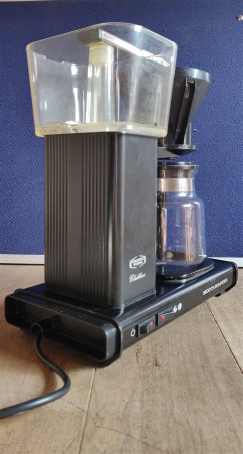Our company is your number one source for coffee export to; Coffee Maker Technivorm Moccamaster ~ 10-Cup Coffee Maker, 40 oz, | Matte Black @ 400,000/= Cal ...