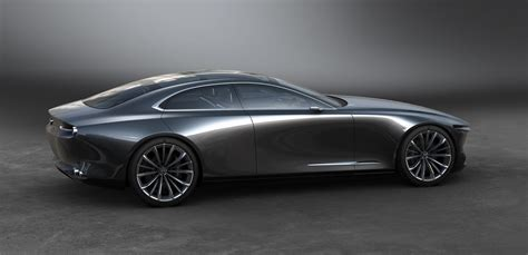 Car Design Concepts : Mazda Vision Coupe Concept Is One Sexy Looking Sports