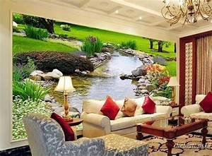 Home 3D Wallpaper Bedroom Mural Roll Modern Luxury ...