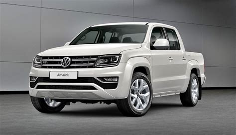 volkswagen amarok price specs release date