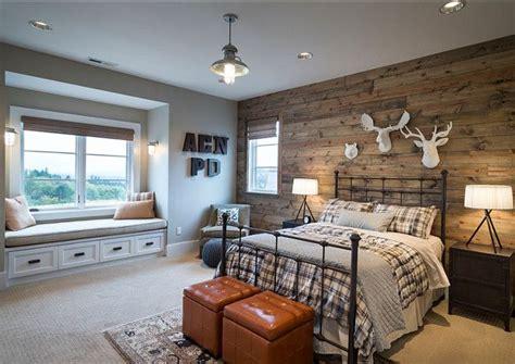 bedroom rustic bedroom design bedroom  reclaimed barnwood  boys bedroom features white