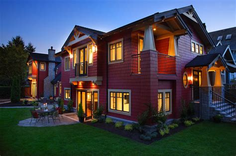 Home Design Vancouver by Kitsilano Heritage Home Traditional Exterior