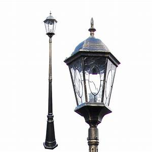 single light exterior outdoor lamp post pole lighting With amazon prime outdoor lighting