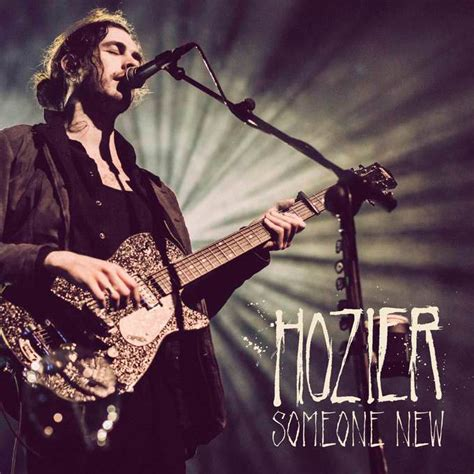 Hozier: Someone new, la portada de la canción