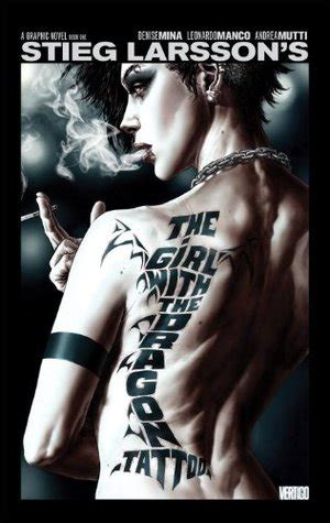 girl   dragon tattoo book   denise mina