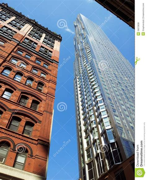 modern new york city new york city buildings and new stock photo image 39073838