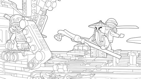 coloring pages lego ninjago legocom gb