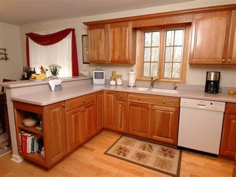 Decorating Ideas For Kitchen With Oak Cabinets by Choosing The Kitchen Cabinet Ideas Midcityeast