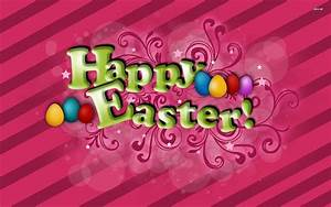 Happy Easter! wallpaper - Holiday wallpapers - #1315