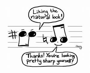Musical Compliments – A music cartoon by Hannah Sterry ...