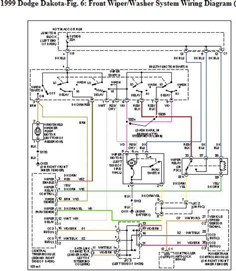 1999 dodge durango wiring diagram wiring diagram