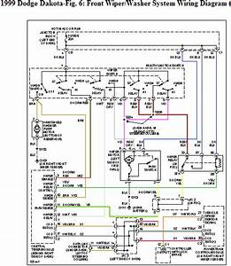 Need Color Coded Wiring Diagram For 1999 Dakota W   Tilt