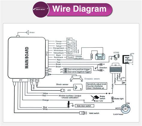cyclone car alarm wiring diagram 32 wiring diagram