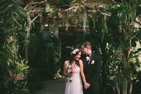 sarasota florida wedding at selby botanical gardens