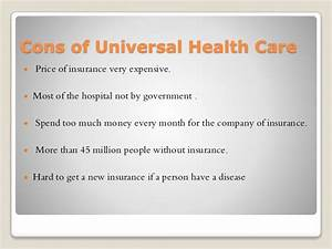 universal health care essay   universal health care pros and