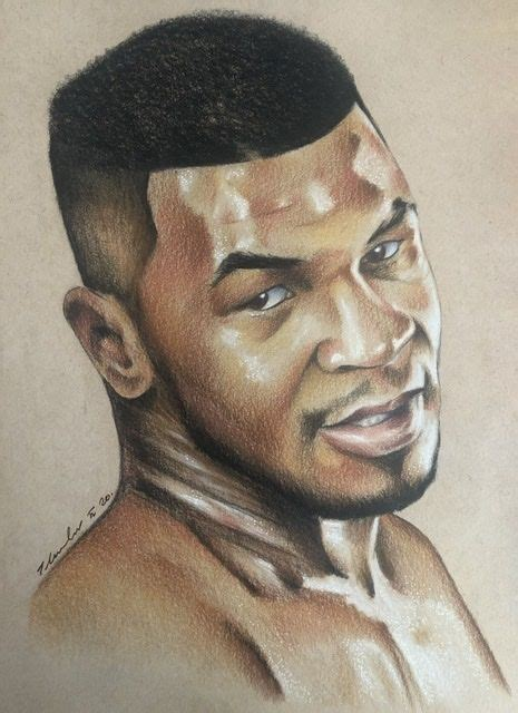Mike Tyson by TraceyLawler in 2020 | Mike tyson, Mike ...