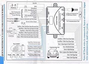Audiovox Alarm Wiring Diagram