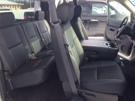 2012 2013 Chevrolet Silverado Ext Cab Black Katzkin