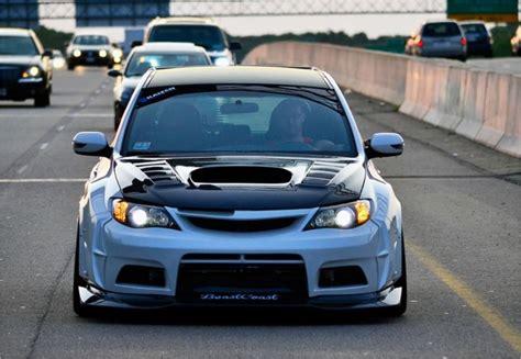Gr Subaru by Wide Kit Subaru Sti Gr Verbraiterunskit Vs Style