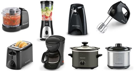 Toastmaster Appliances Only $244 At Kohl's