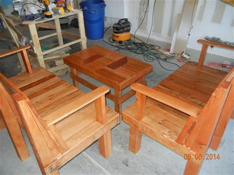 Pallet Patio Furniture Plans by Diy Upcycled Pallet Patio Furniture Pallet Furniture Plans