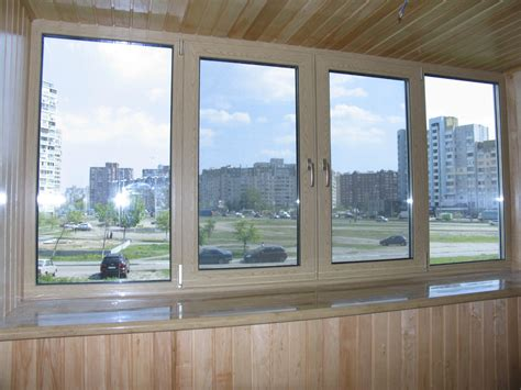 Balcony Sill by Window Sill On The Balcony How To Install And Do It
