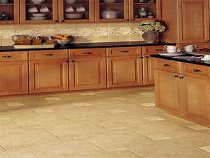 Flooring how to pick the best floor for kitchen for Best flooring for kitchen