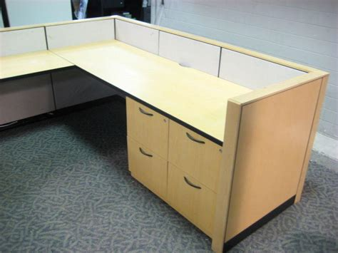 steelcase u shaped desk steelcase u shaped reception desk