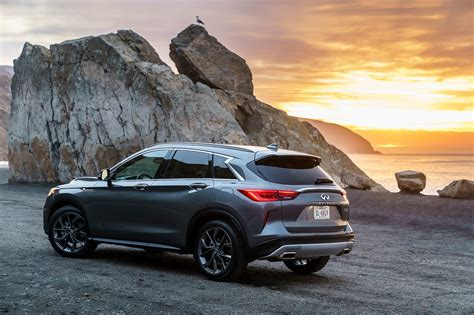2019 Infiniti Qx50 First Drive Back On Target  Motor Trend