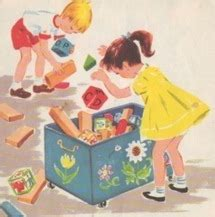 ranger les jouets une mission de tous les jours