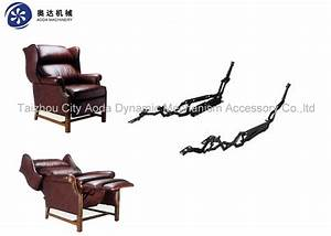 China Simple Recliner Mechanism  Push On The Arm   Ad 8320